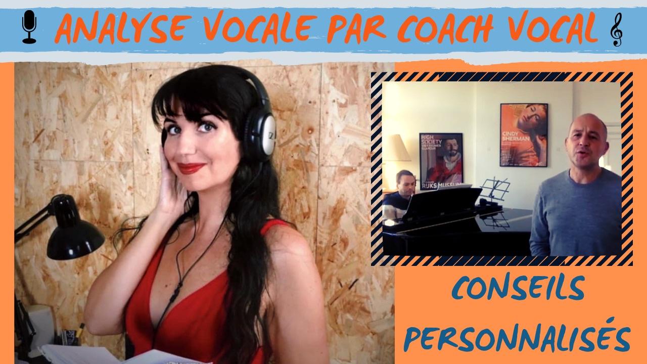 Analyse vocale personnalisée