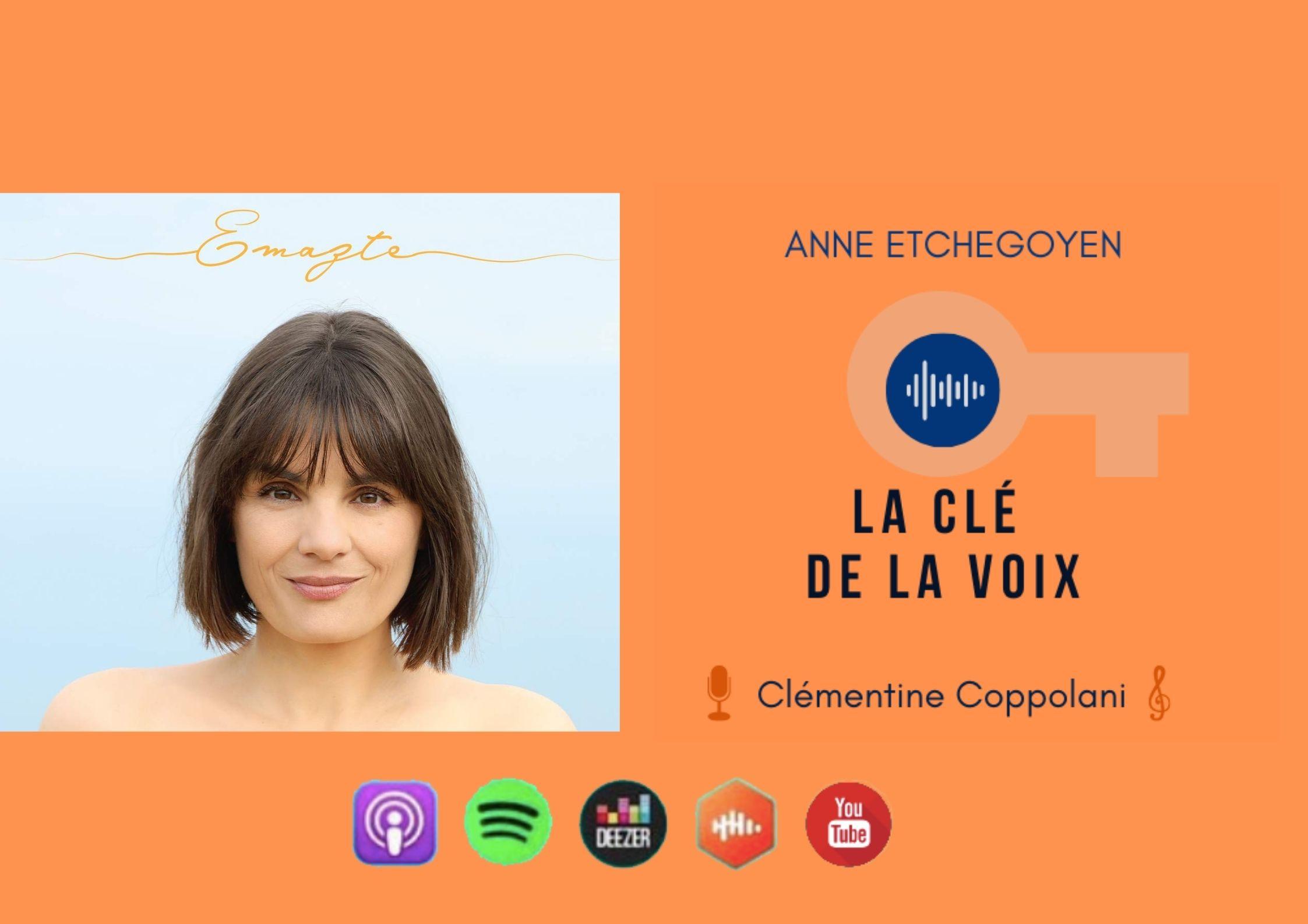 E13: Anne Etchegoyen - Chanter et produire des artistes grâce à son label