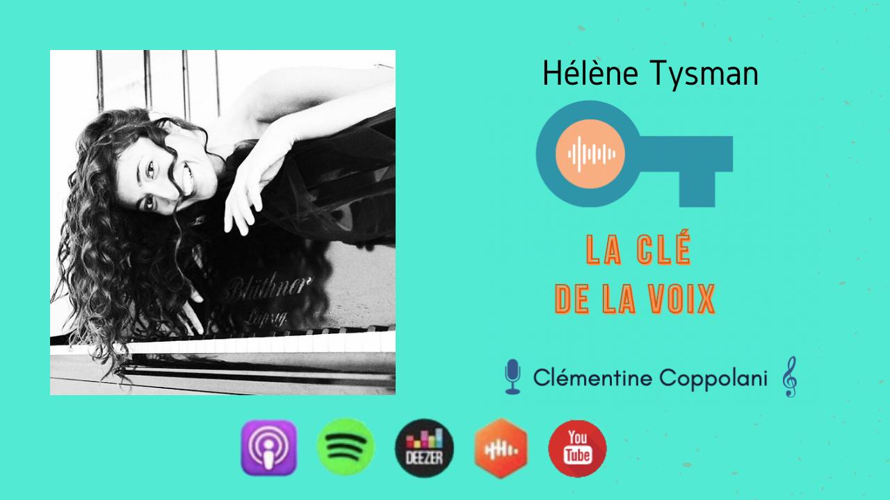 E30 Hélène Tysman hypnothérapeute pour les artistes