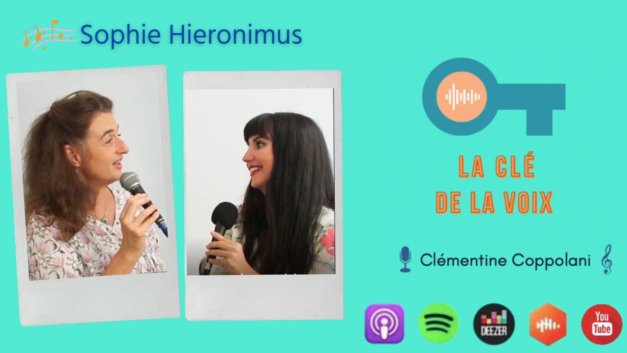 E33 Sophie Hieronimus  psychomotricienne spécialisée dans la voix.